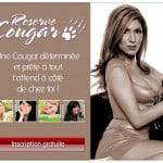 Reserve Cougar : Le site gratuit où trouver des cougars en manque de sexe