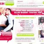 YesMessenger : Le MSN Messenger de la rencontres en ligne