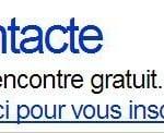 JeContacte : un site de rencontres 100% gratuit.