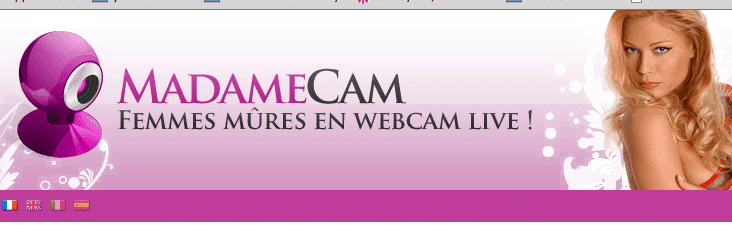 MadameCam avis tchat cougar