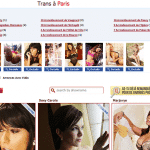Escort trans : Le business caché des escorts girls transexuelles