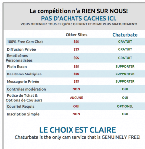 chaturbate français