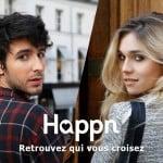 Happn : Le tinder français