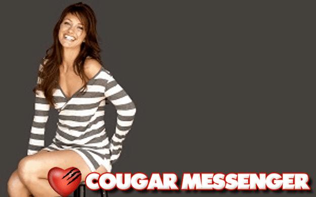 cougar messenger - Le messenger des cougars les plus chaudes