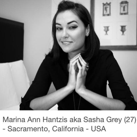gif sexy porno sasha grey