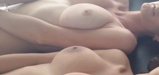 photo sexy de beaux gros seins