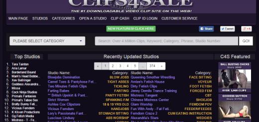 clip4sale site porno fetichiste amateur