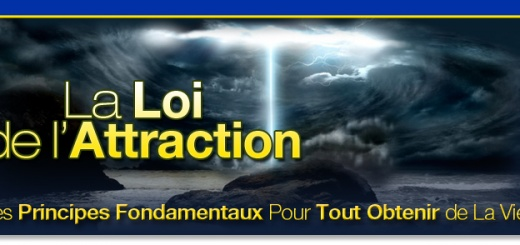 comprendre secrets lois de l'attraction