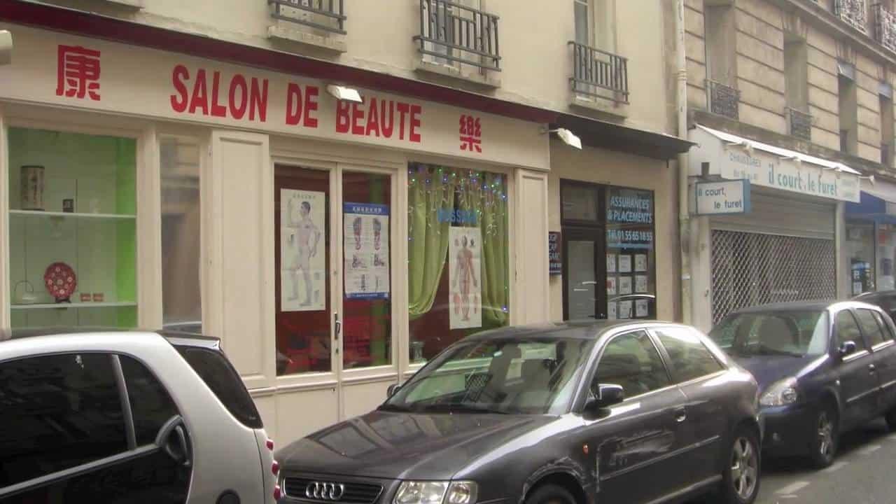 salon de massage sexuel La Possession