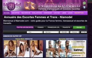 Niamodel est de retour mais son webdesigner est resté en vacances