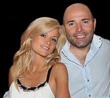 Pierre Woodman et sa femme. Source : Wikipedia
