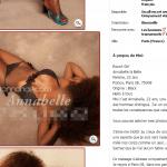 Où trouver une escort black à Paris ?