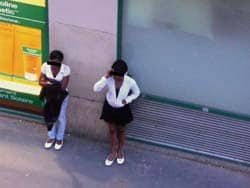 prostituee black paris barbes