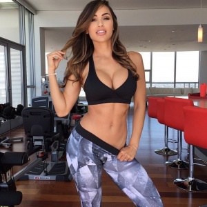 ana cheri fitness model