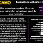 Test du site de rencontre Webcamo