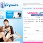 Test et avis sur EntreCoquins, le site d'annonces échangistes et libertin
