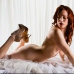 Little Red Bunny – Gif de la star des camgirls