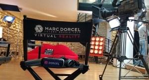 En France Dorcel est le meilleur ambassadeur de la réalité virtuelle.