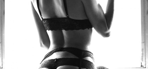 photo sexy artistique lingerie chic