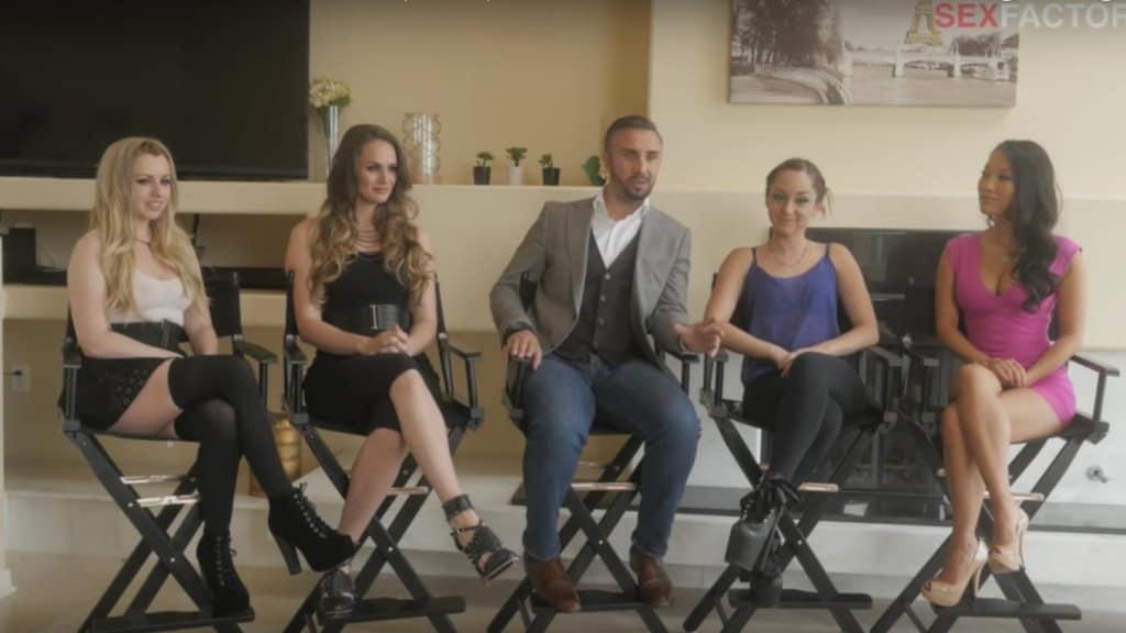 The Sex Factor – Xhamster lance la première télé réalité porno