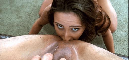 gif porno fille bouffe le cul