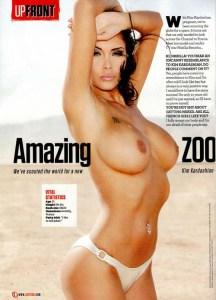 nabilla-topless