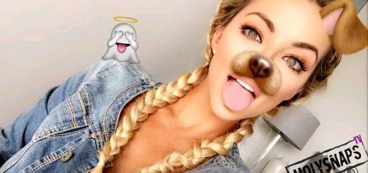 top 10 snapchat sexy