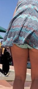 creepshot public ass 4