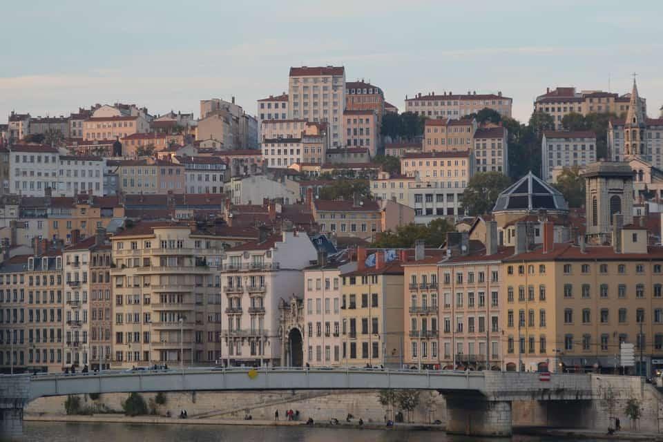 Où sont les prostituées à Lyon en 2018 ?
