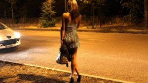 Le bois de Boulogne est l'un des endroits de Paris les plus fréquentés par les clients de prostituées.