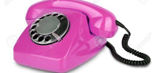 renouveau du téléphone rose
