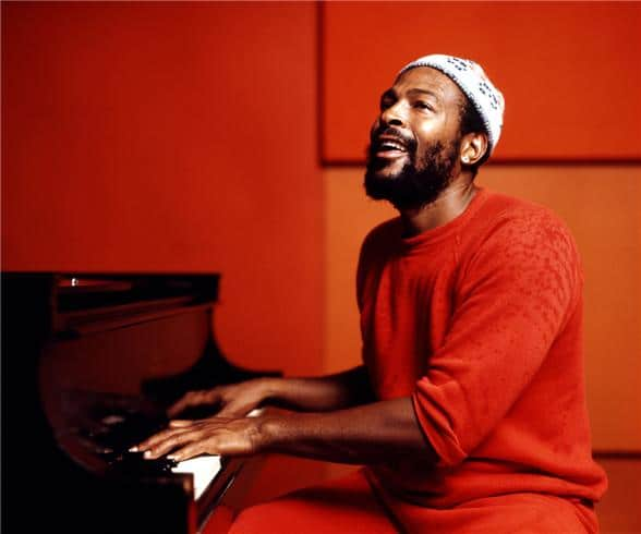 Musique pour faire l'amour : Let's Get it On par Marvin Gaye