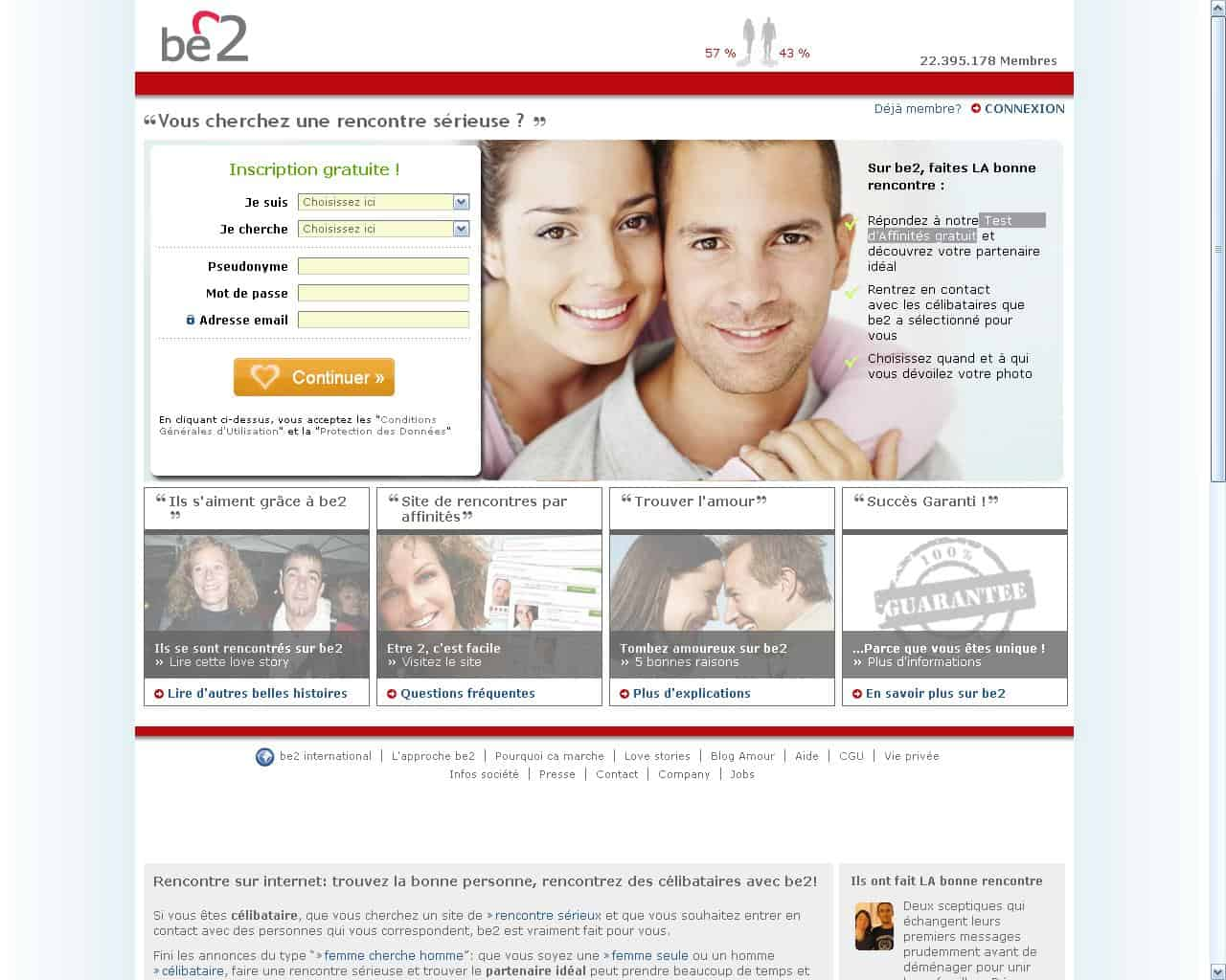 Sites de rencontres belges non payant