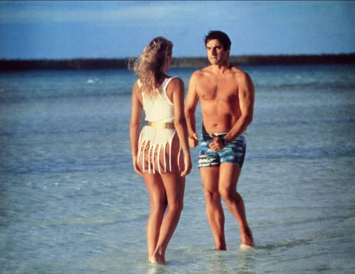 draguer sur la plage