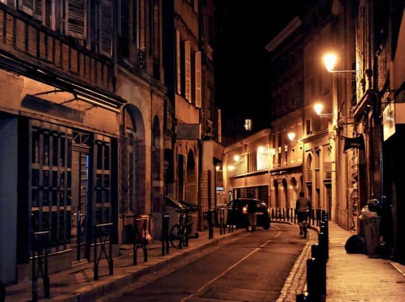 lieu insolite faire l'amour rue