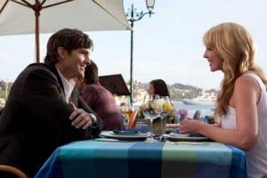 Parler aux filles est toujours plus facile en terrasse et en journée qu'en soirée dans un resto chic, question de pression...