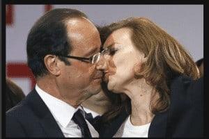Si votre homme ne vous embrasse plus spontanément c'est peut être un signe qu'il vous trompe.
