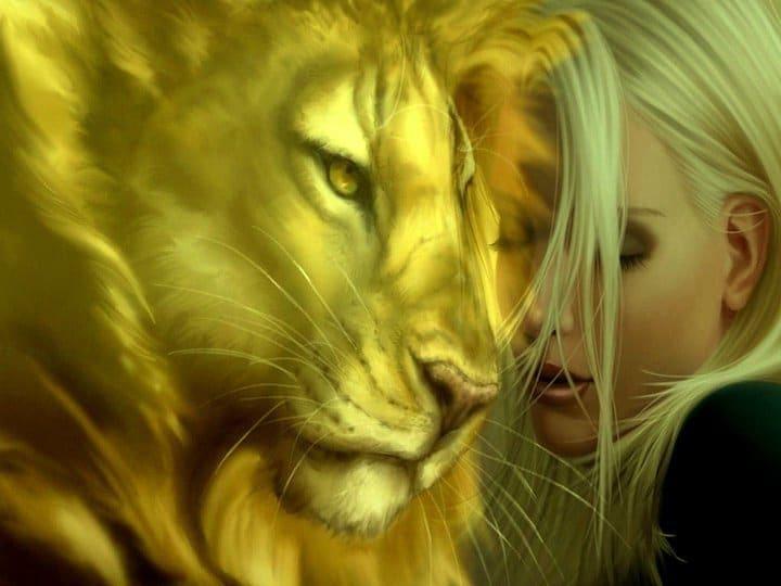 femme lion amour compatibilités