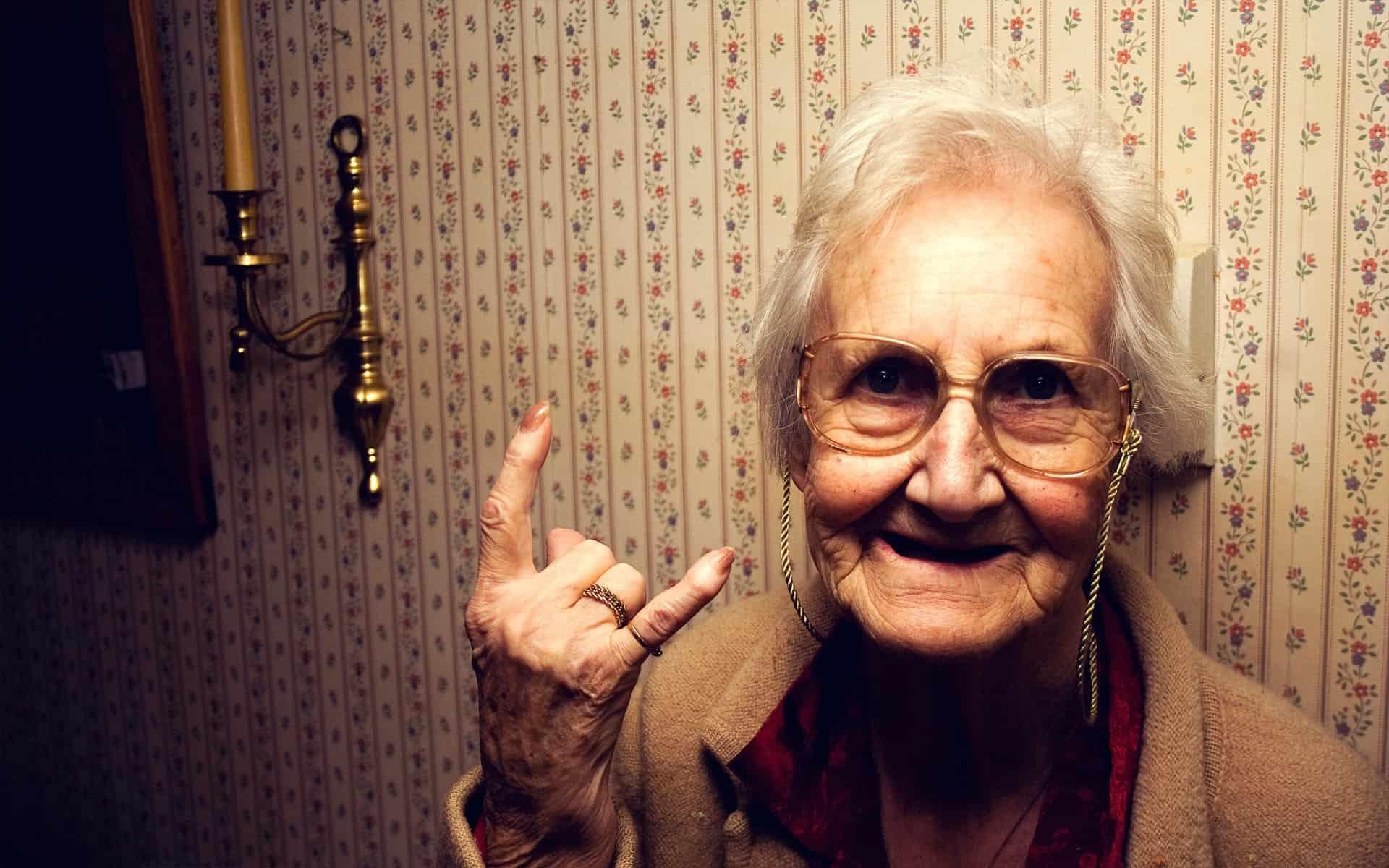 fantasme granny chelou pas chelou