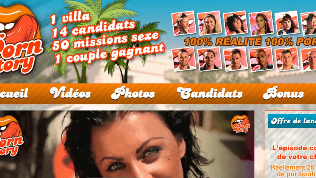Porn Story : Découvrez la première télé réalité porno Porn Story