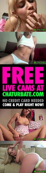 Webcams porno en direct sur Chaturbate