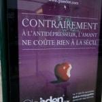 Les publicités Gleeden censurées dans les Yvelines