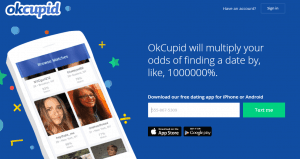 okcupid iphone android