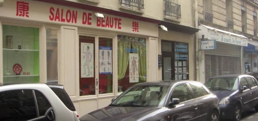 label etablissement vertueux massage chinois