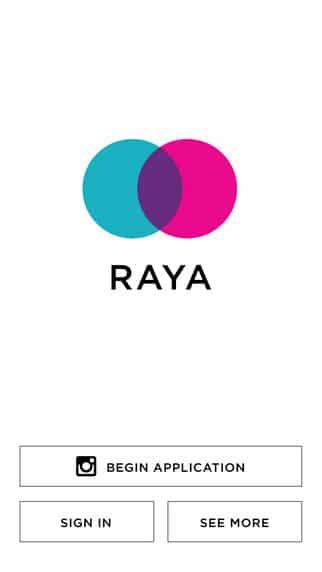 Raya, un site de rencontre réservé aux people