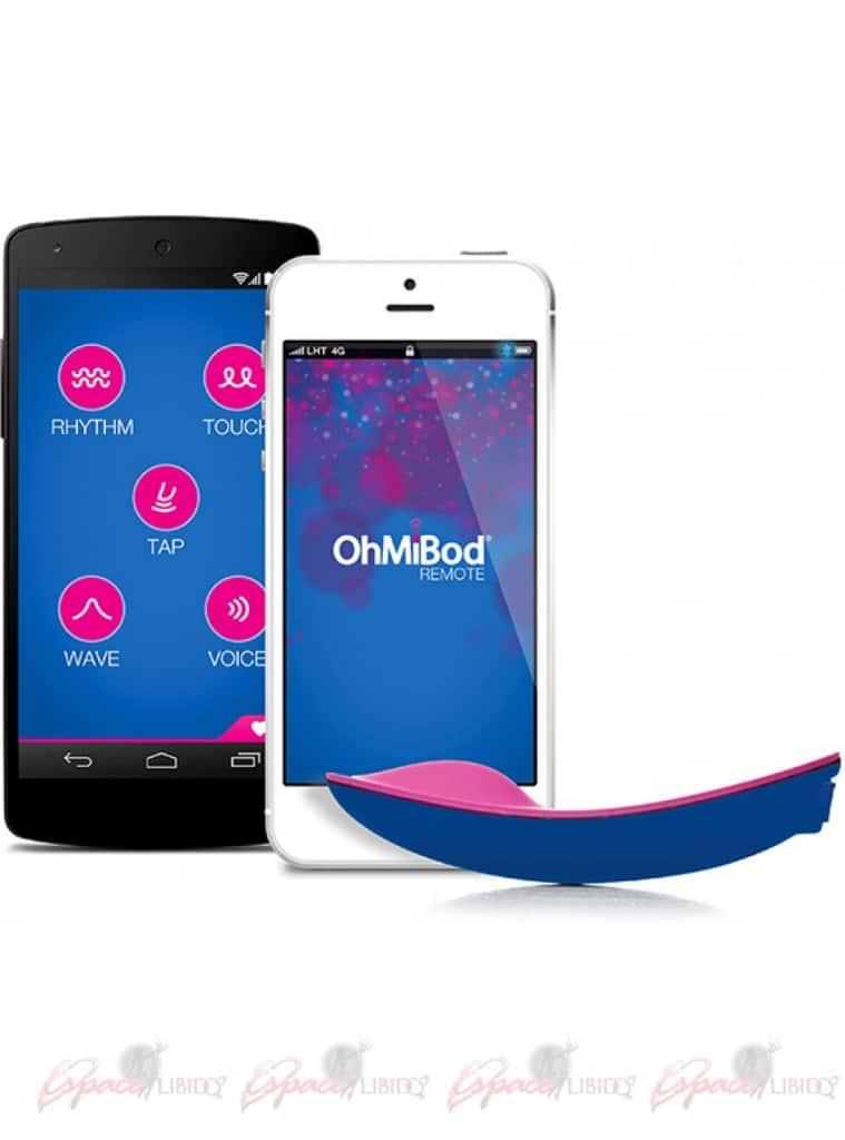 OhMiBod, le sextoy qui révolutionne les sites de cam