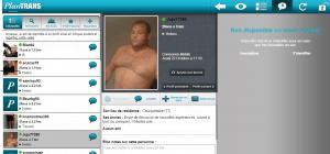 Exemple d'un profil sur PlanTrans.