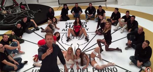 Les 30 élèves de la Siffredi Hard Academy ont été choisis parmi plusieurs milliers de candidats.