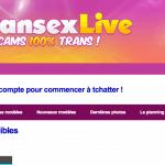 Quel est le meilleur site de webcam trans ?