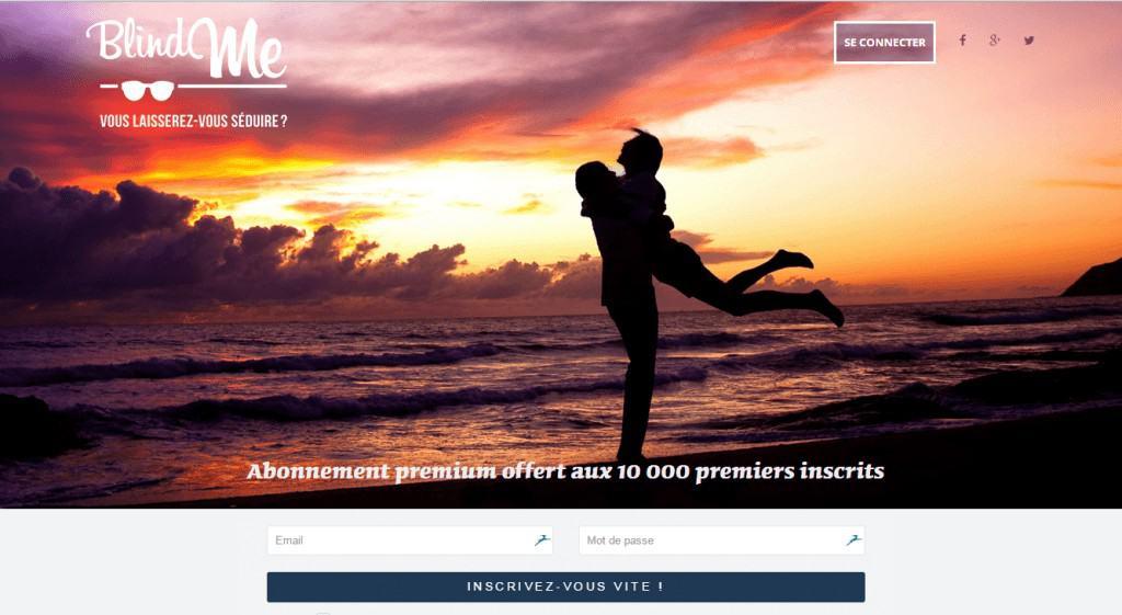 BlindMe – Le site de rencontre en mode Tournez Manège